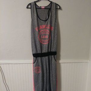 Special One by Rock Womens Jumpsuit Romper XXL